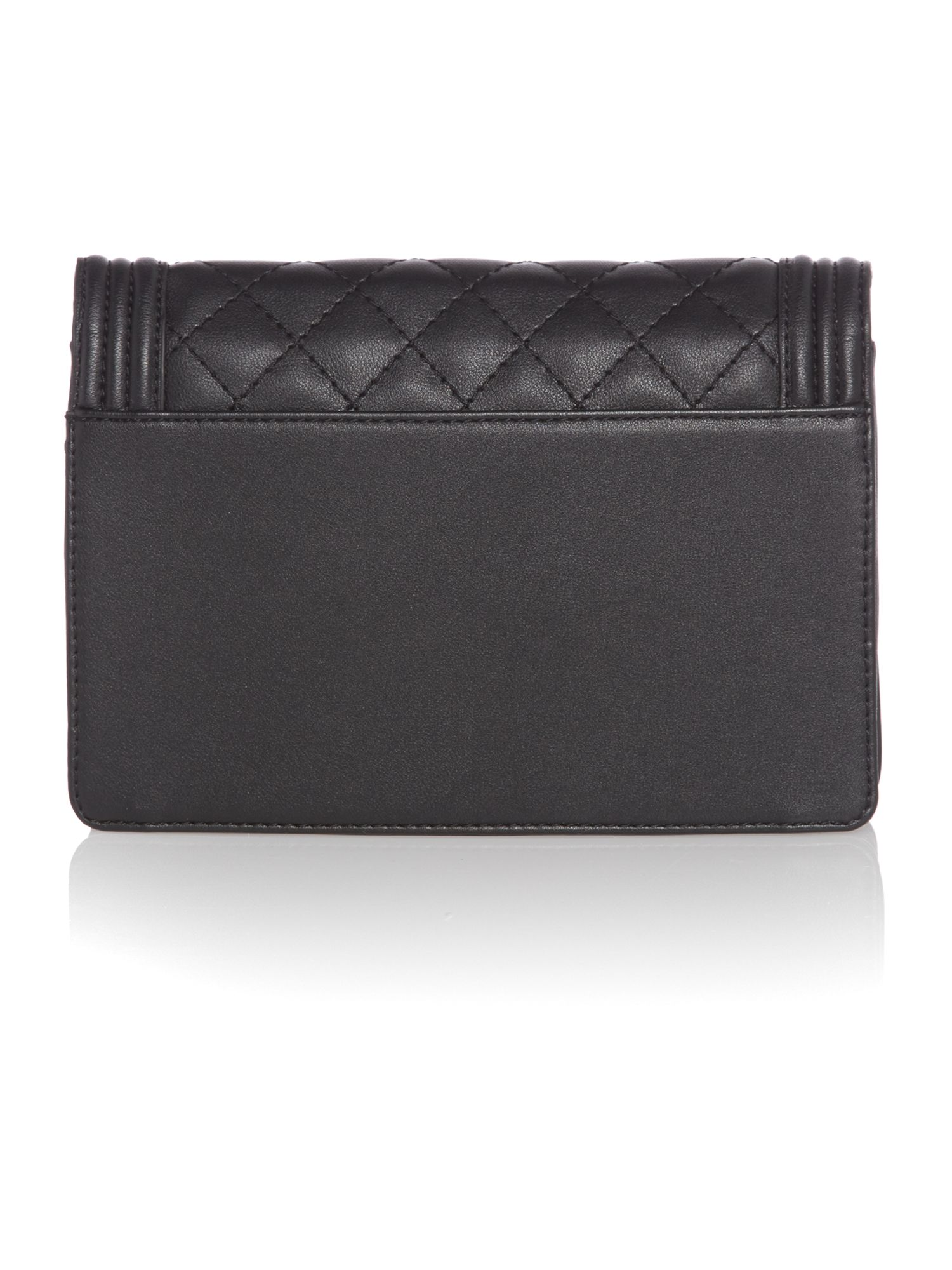 Chelsea black shoulder bag