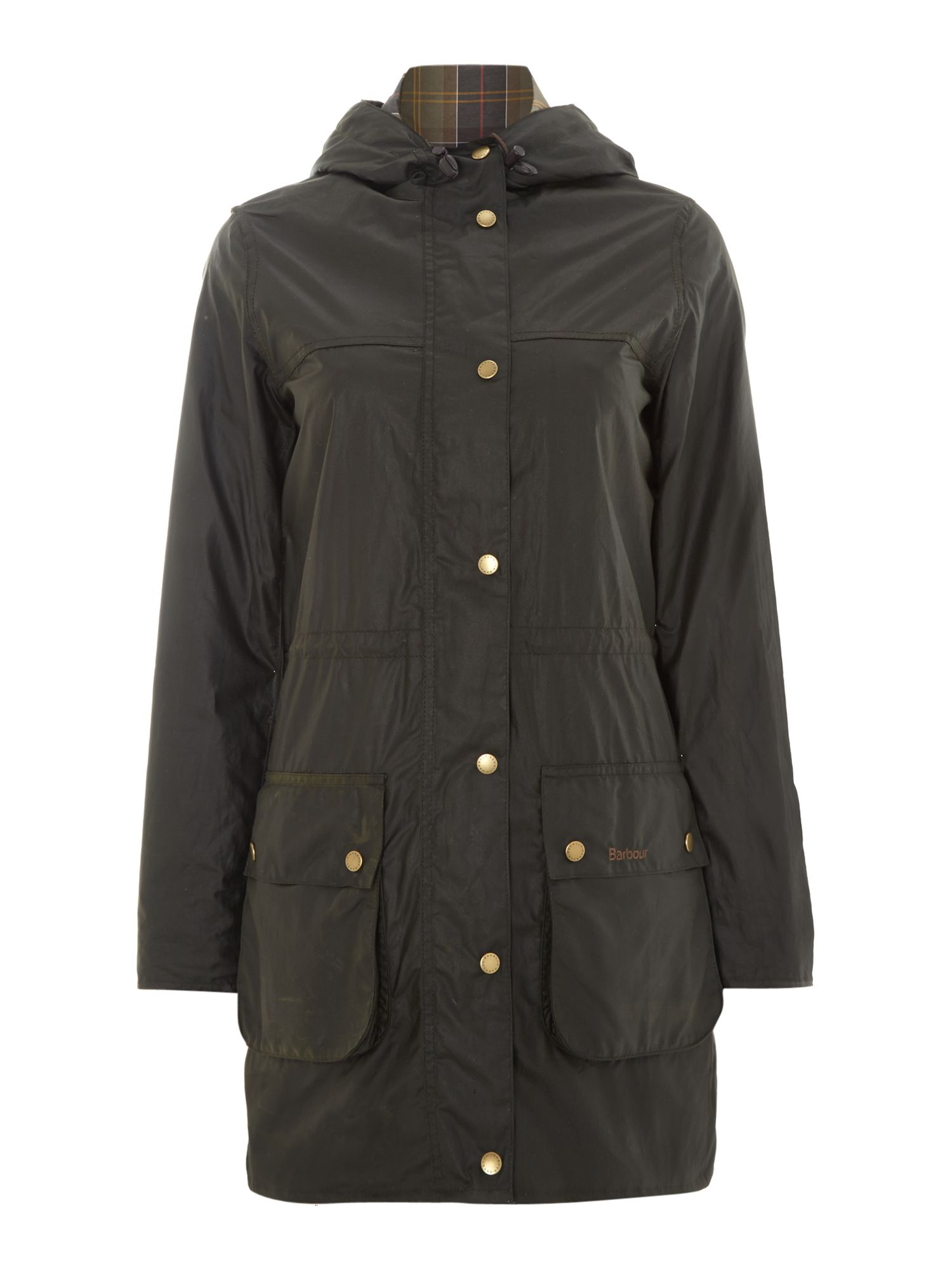 Durham Drawcord Jacket
