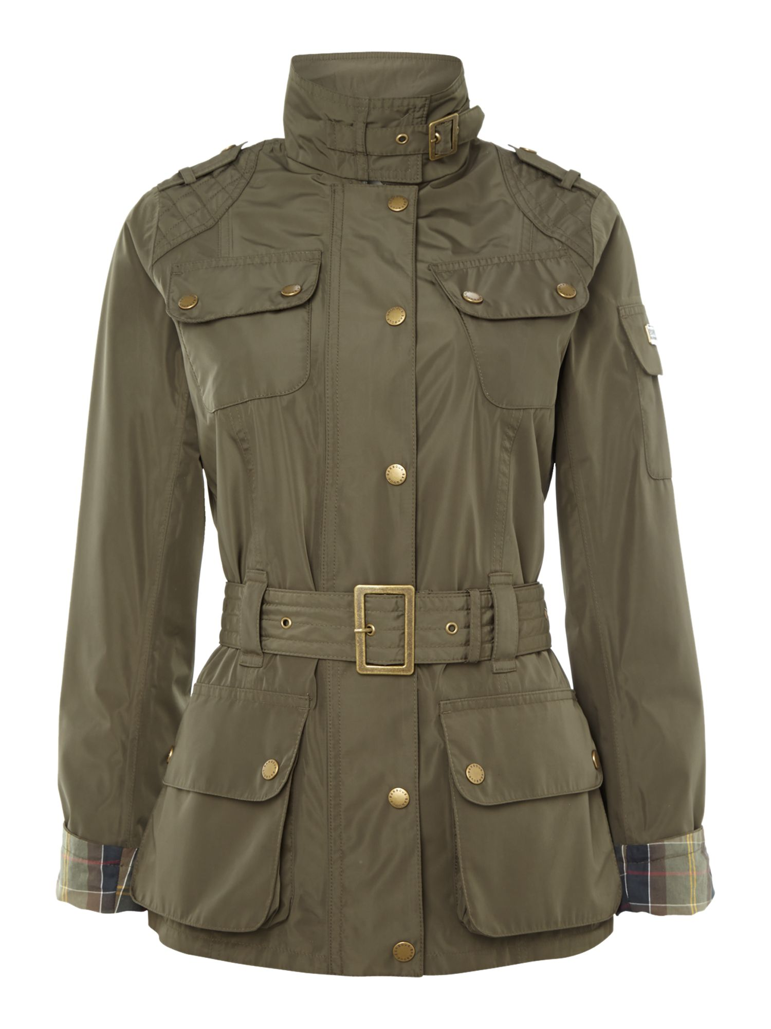 Eastern International Waterproof Jacket