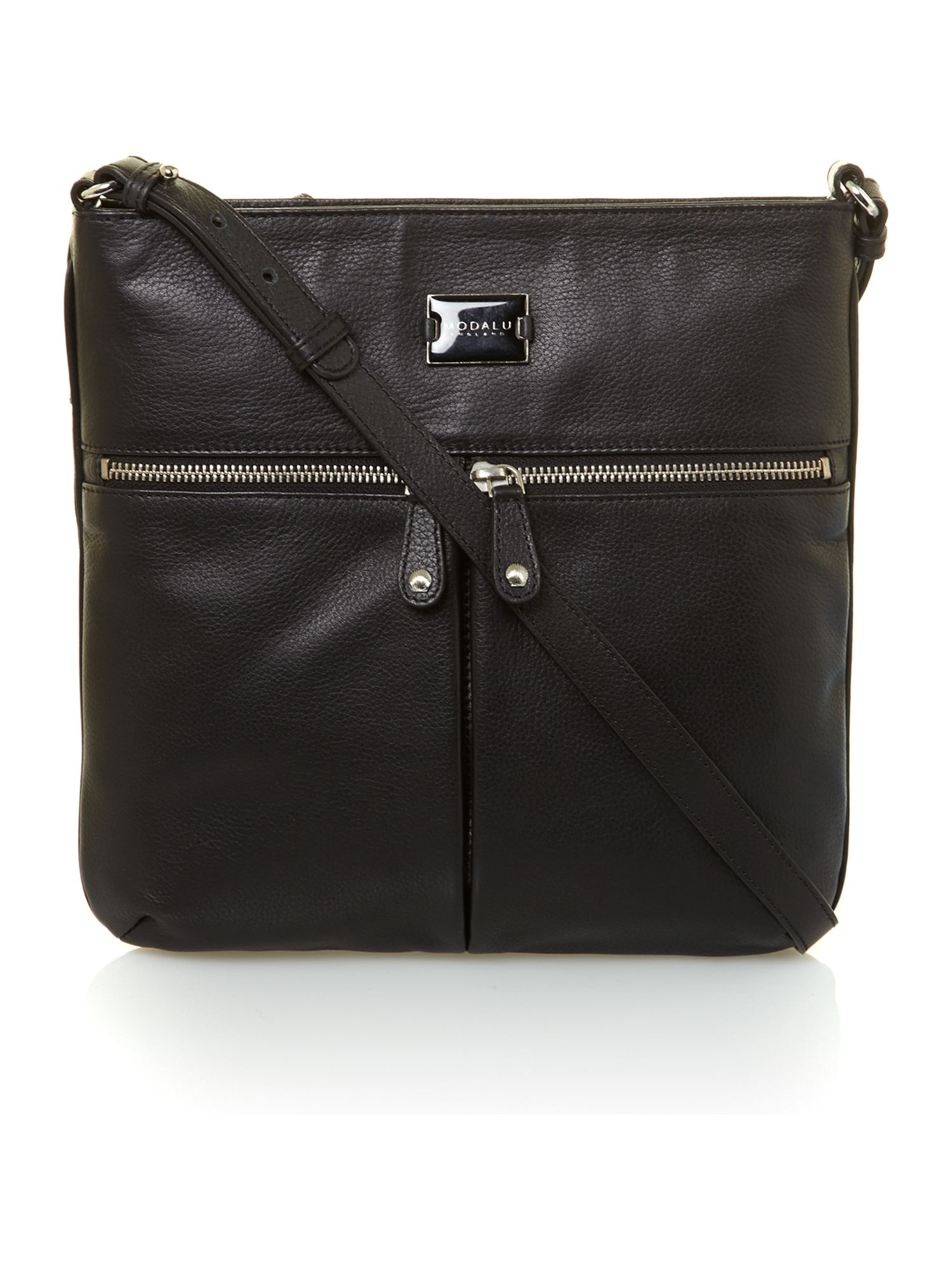 Pippa black cross body