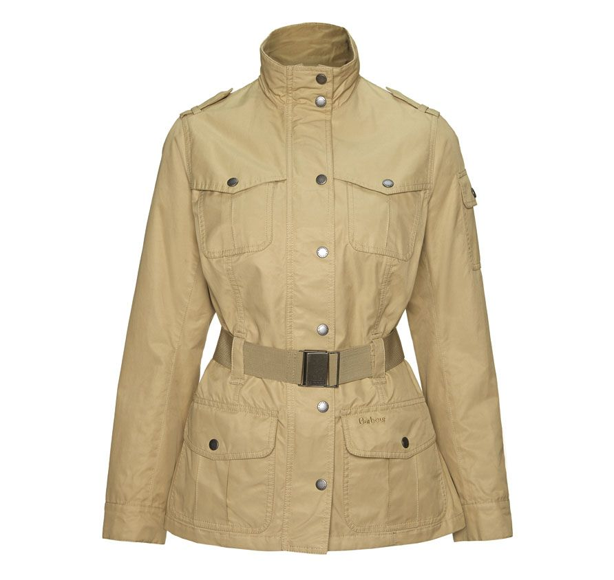 Bridlington Military Jacket