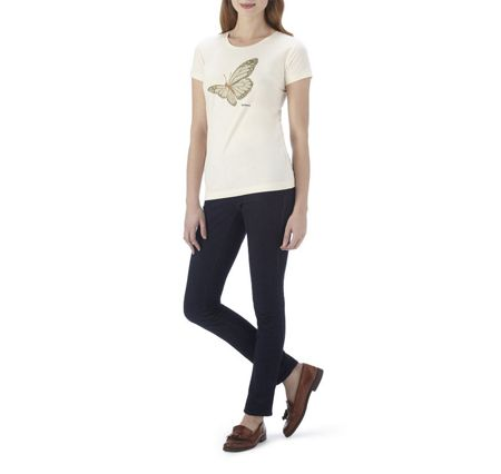 Barbour Serenity Butterfly T-Shirt