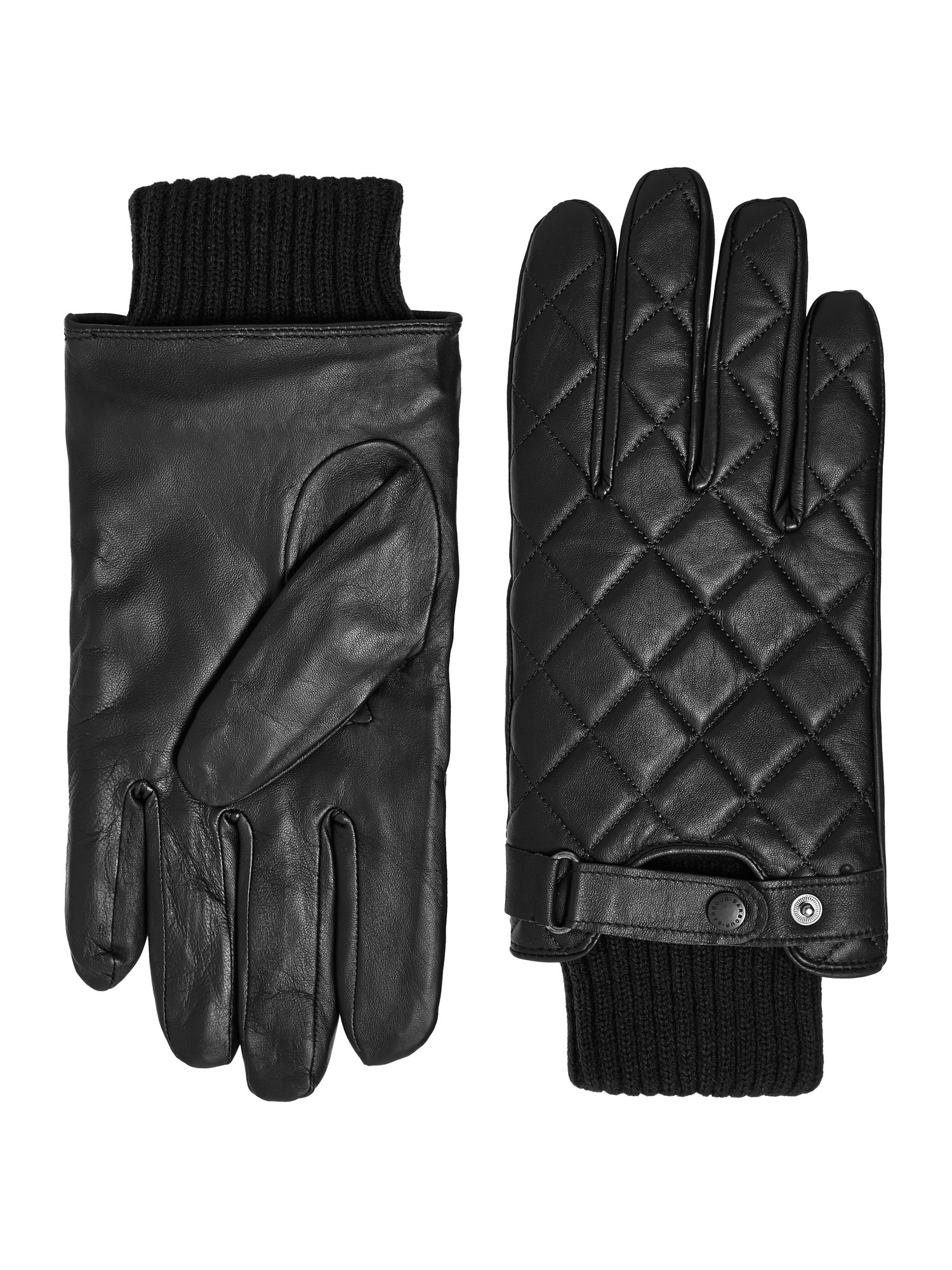 how to clean tanned leather gloves