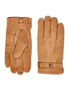 Barbour Thinsulate leather gloves
