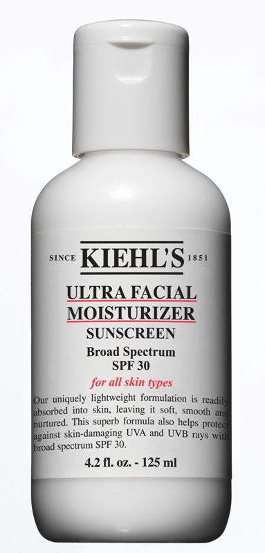 Ultra Facial Moisturizer SPF 30 125ml