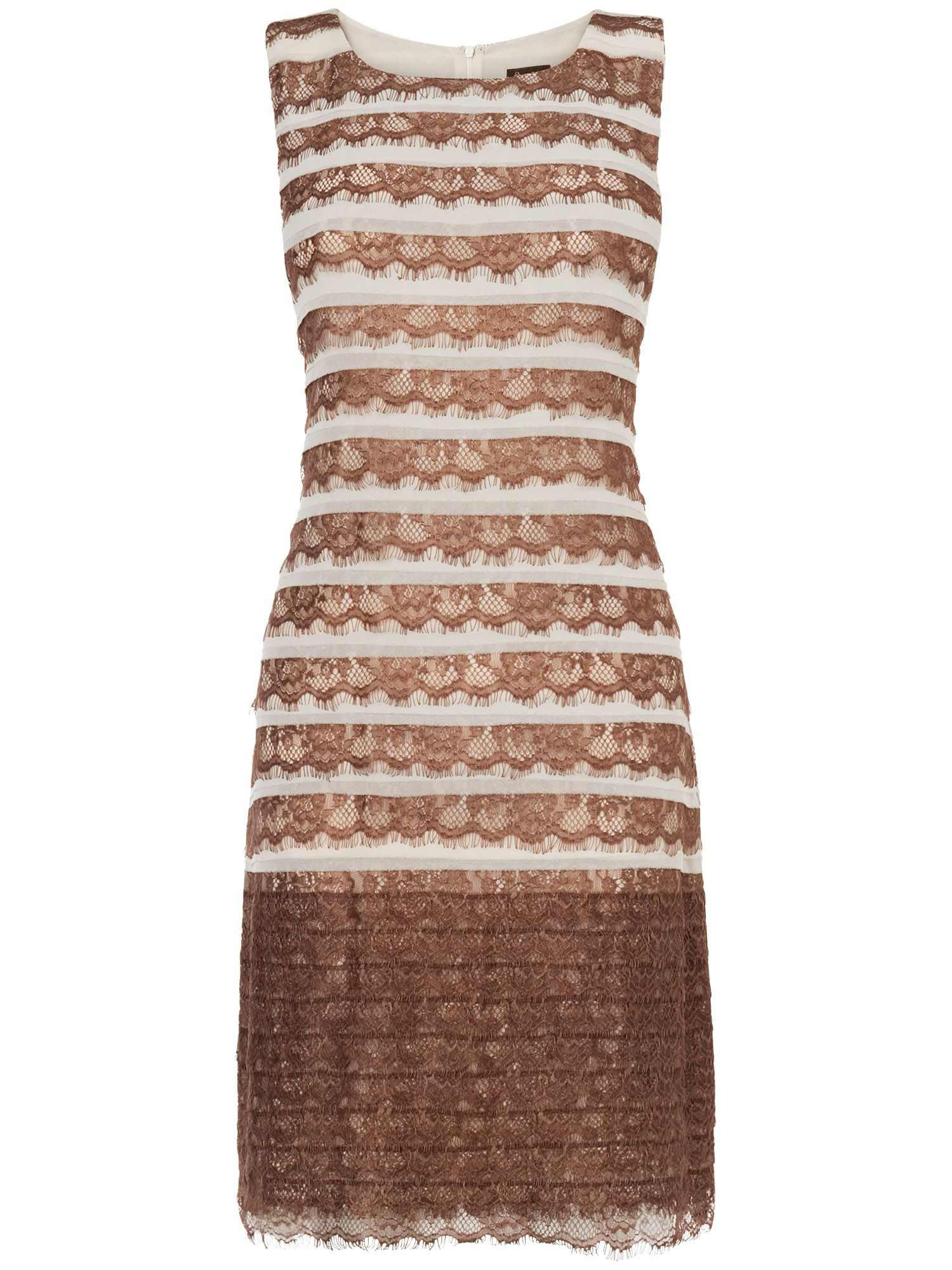 Sonia layered lace dress