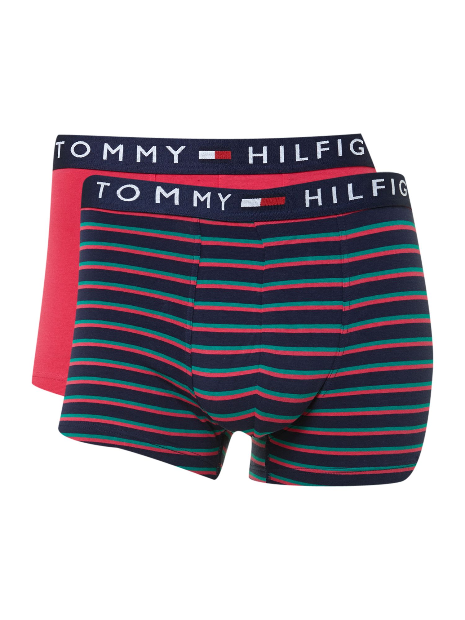 2 pack dalbert stripe trunk