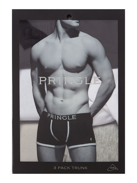 Pringle 3 pack multi colour trunks
