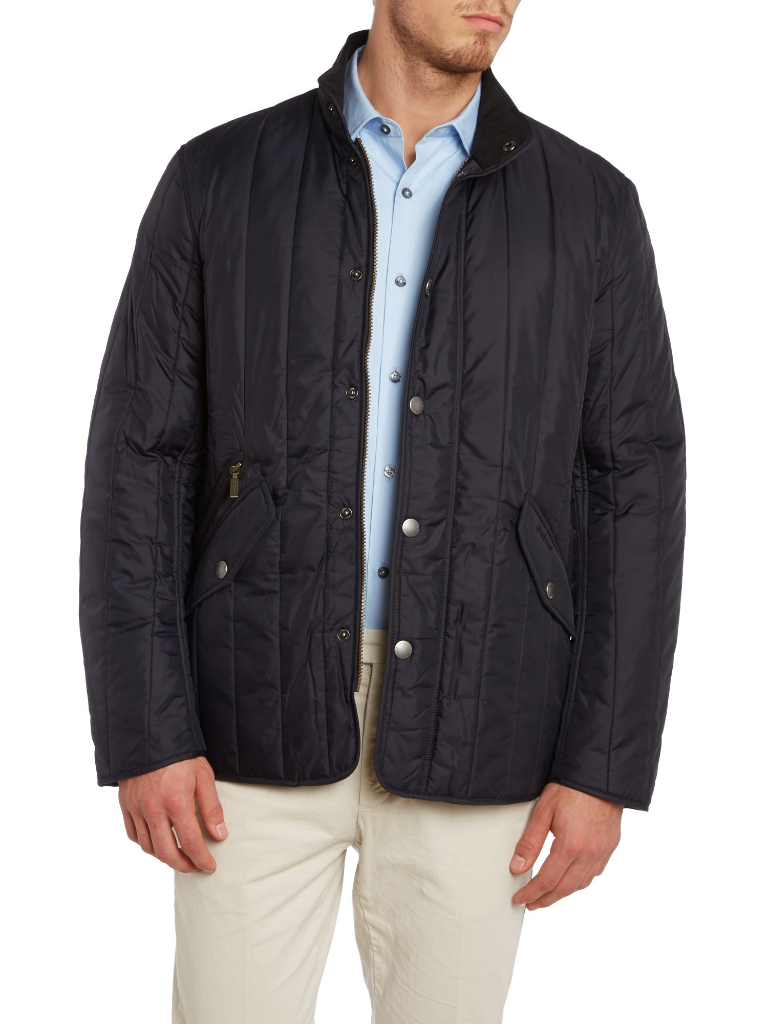 Shed padded jacket
