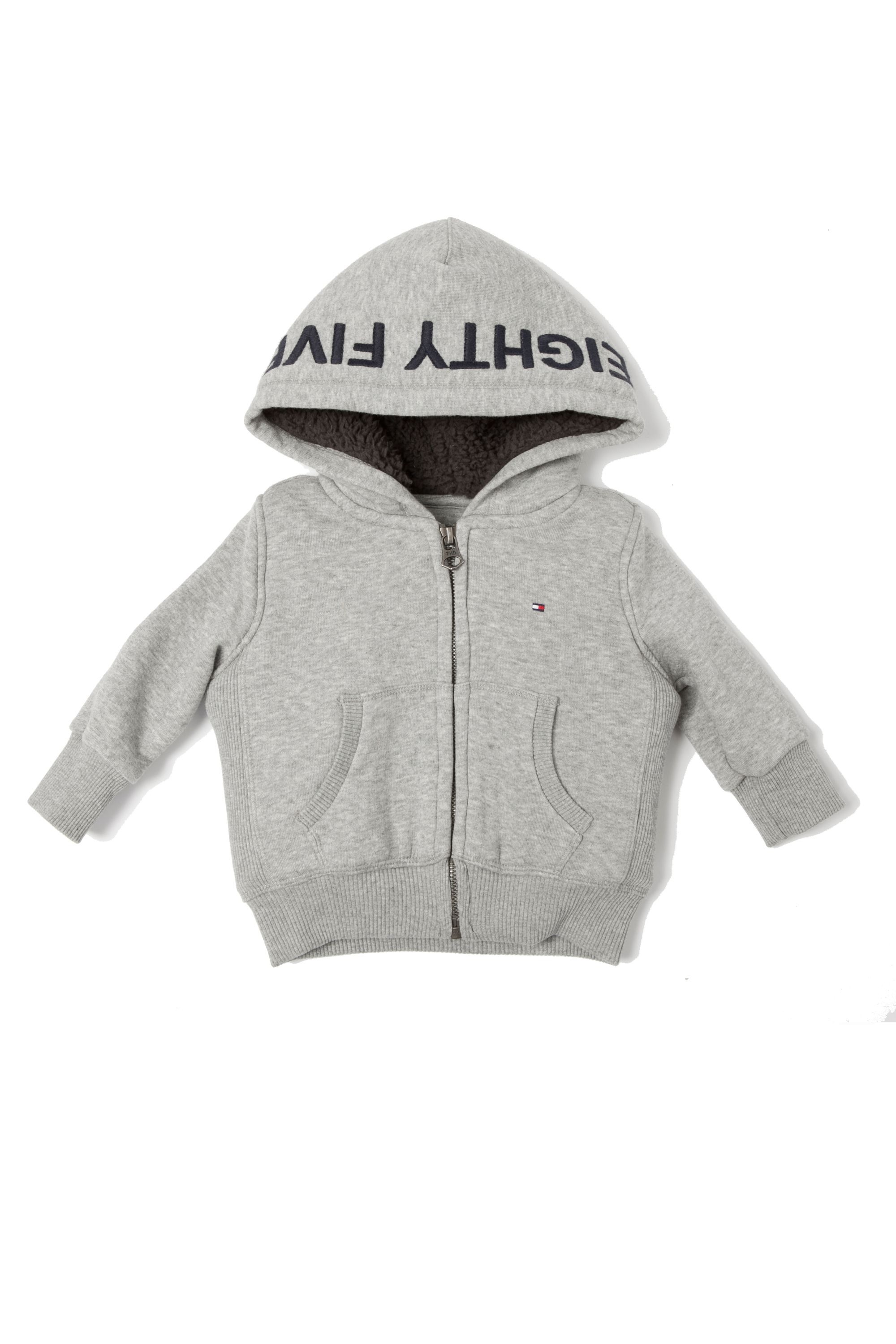 Boy`s ferry hooded top