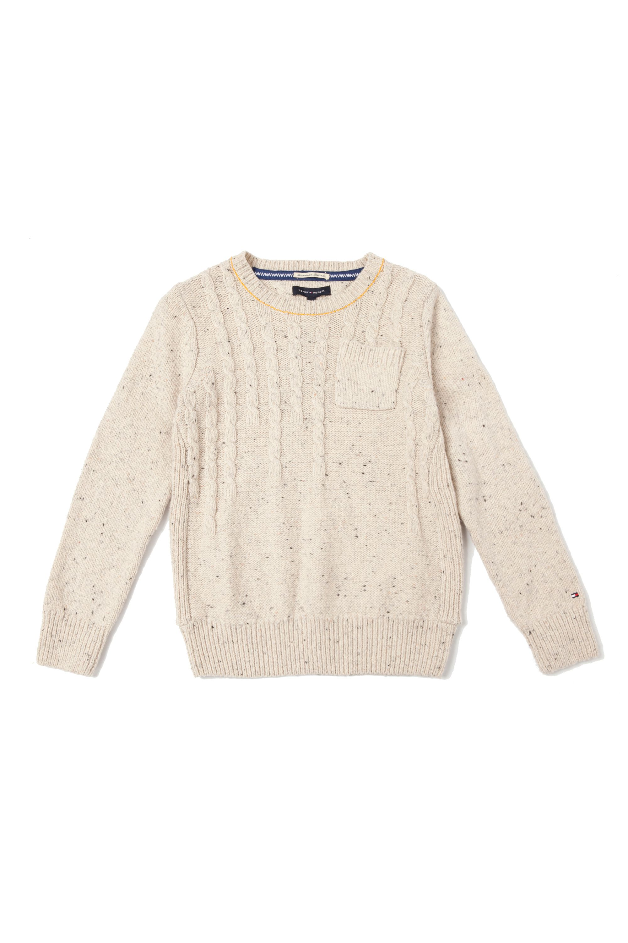 Boy`s Gonzales crew neck sweater