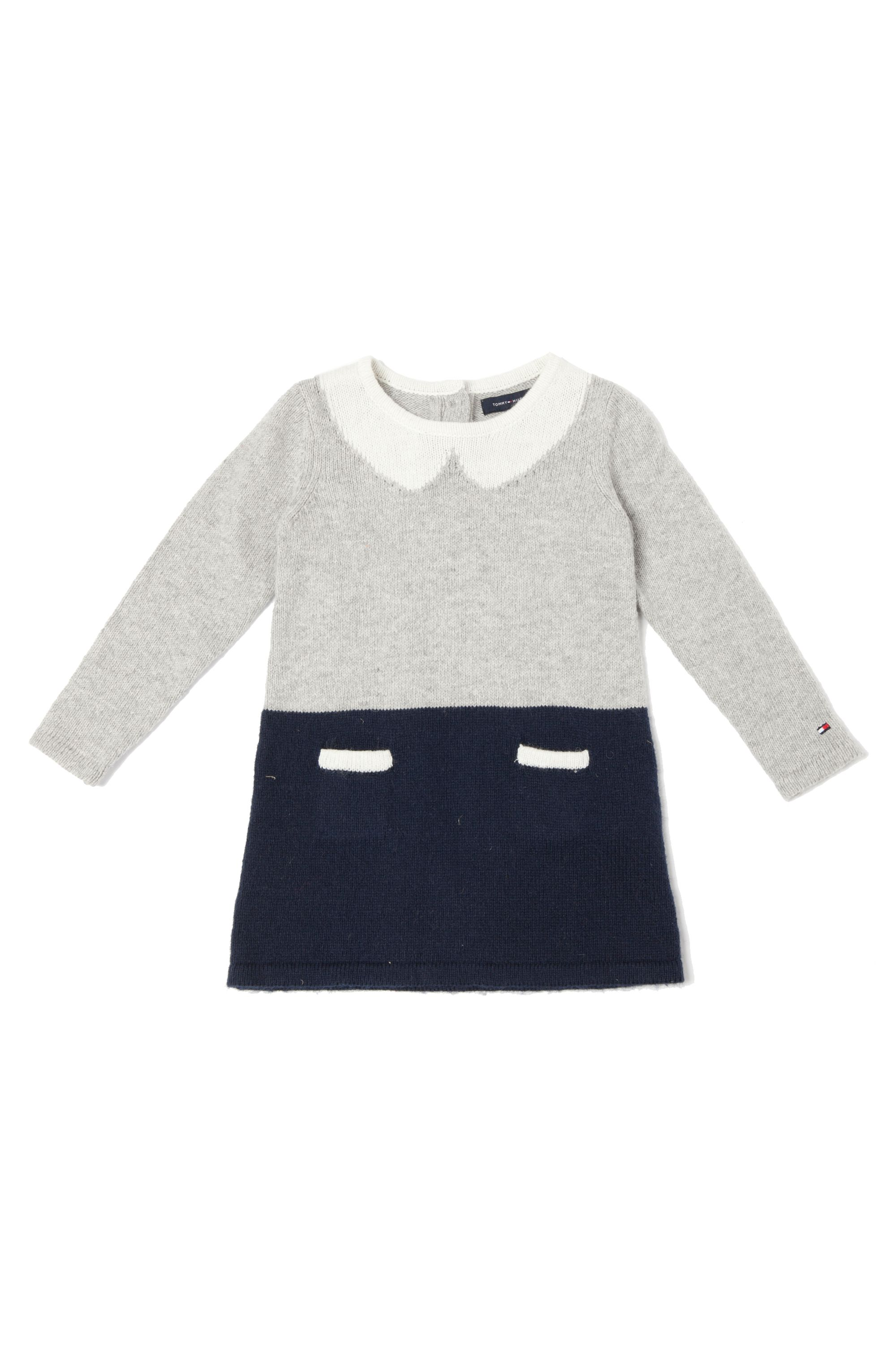 Girl`s sweater dress