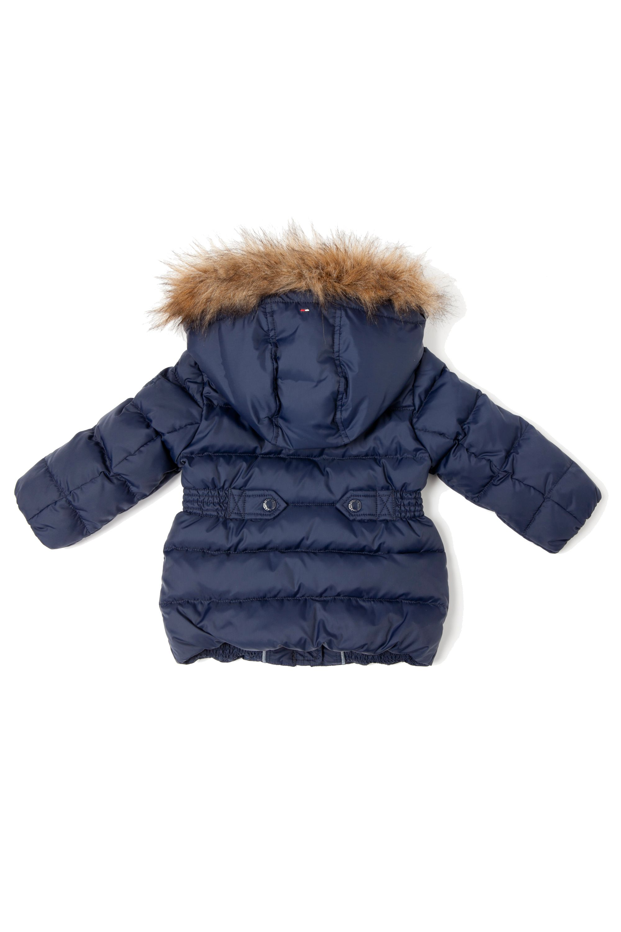 Girl`s maria hooded coat
