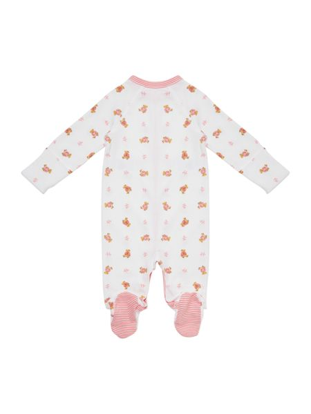 Polo Ralph Lauren Girl`S Teddy All-In-One