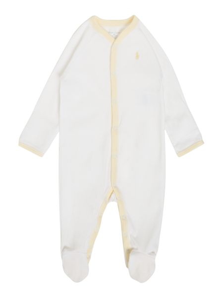 Polo Ralph Lauren Unisex Duck Placket All-In-One
