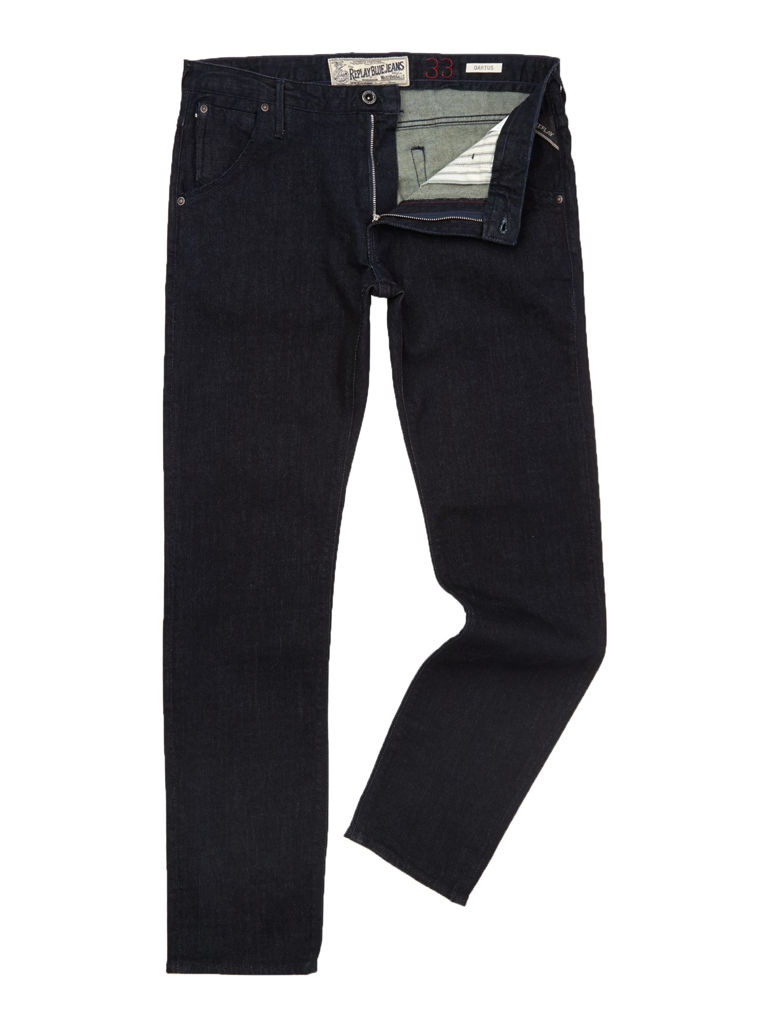 Dartus tight fit denim jeans