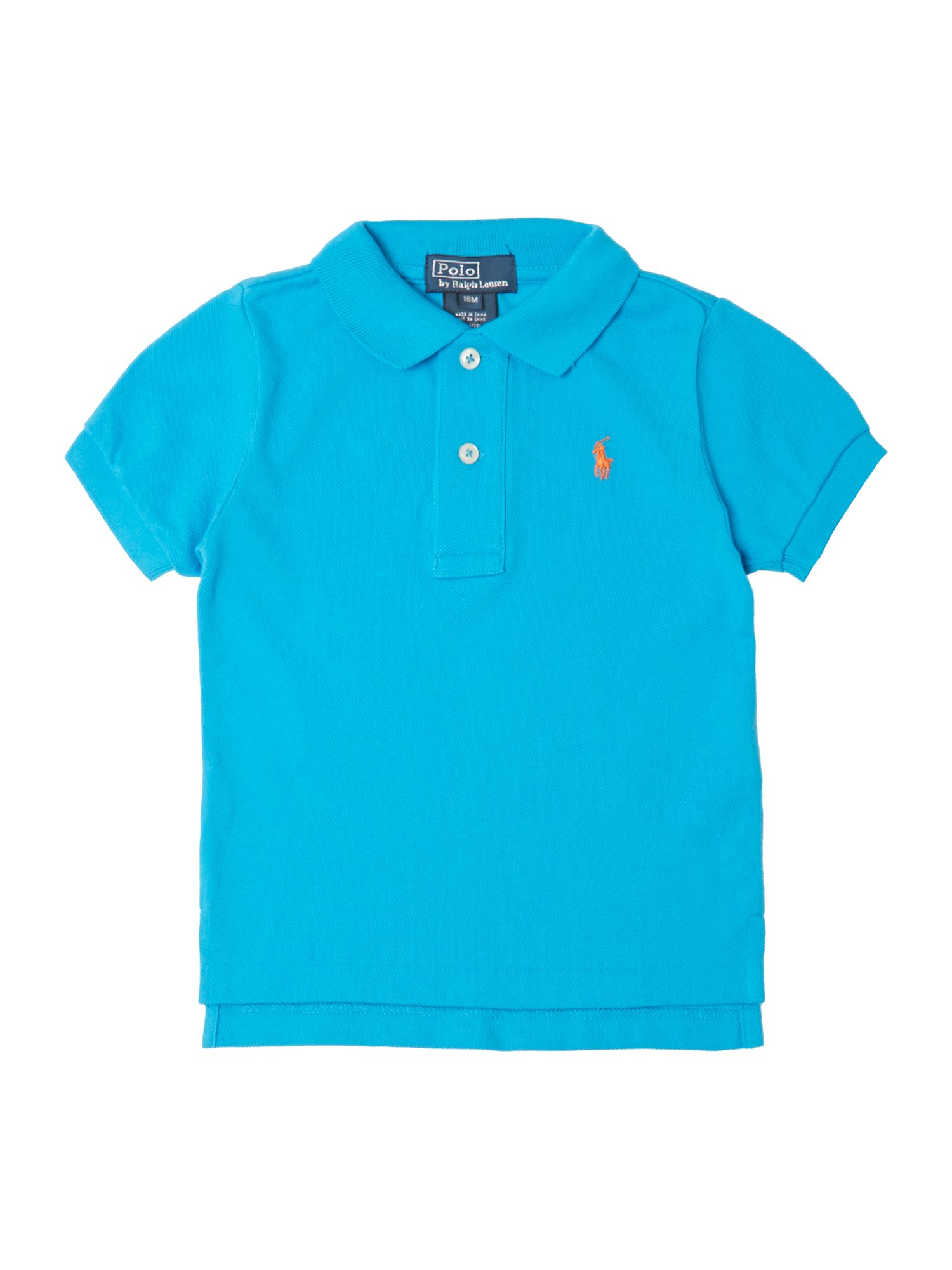 Boy`s classic small pony polo