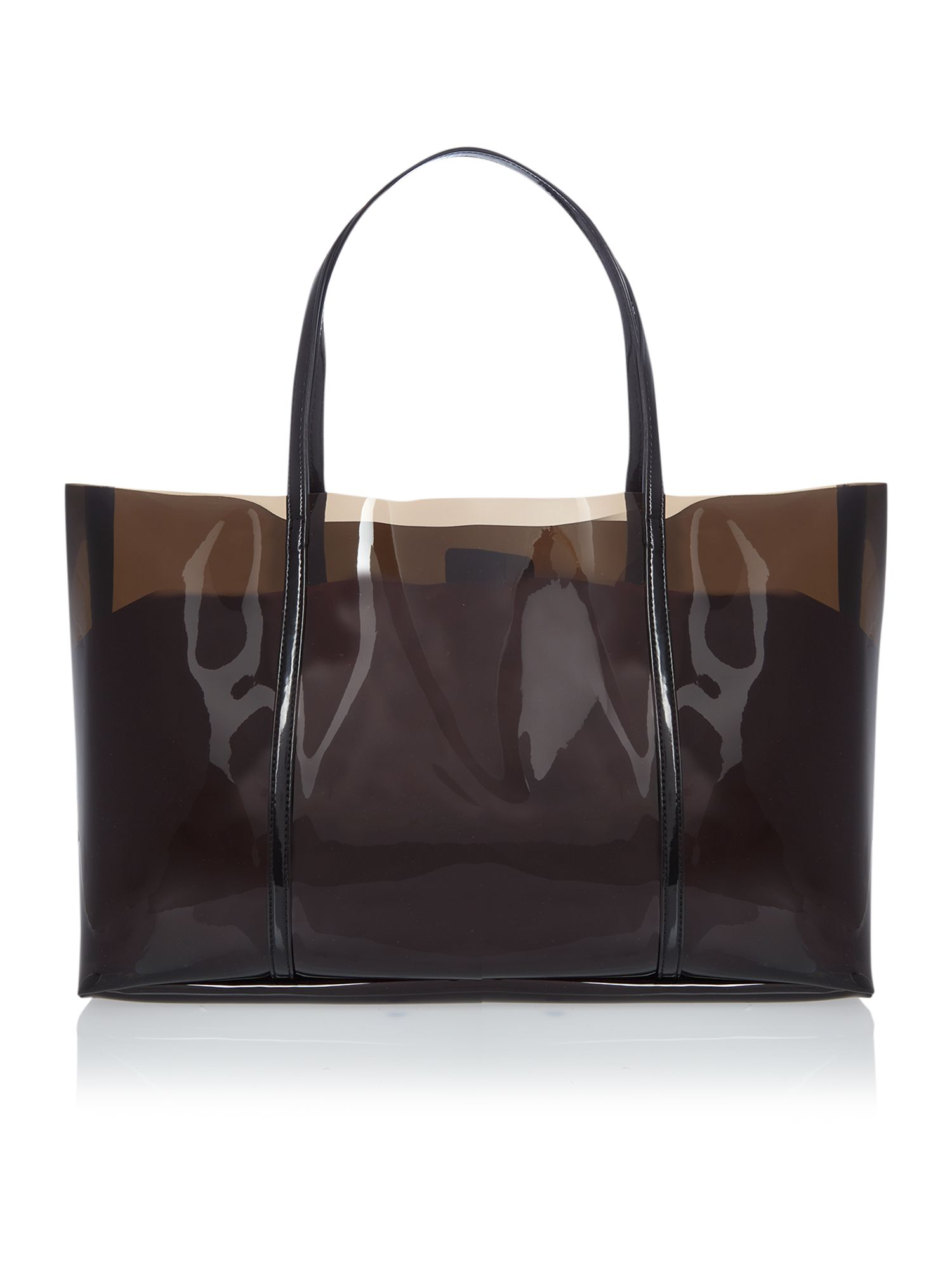 Carolina perspex jelly bag