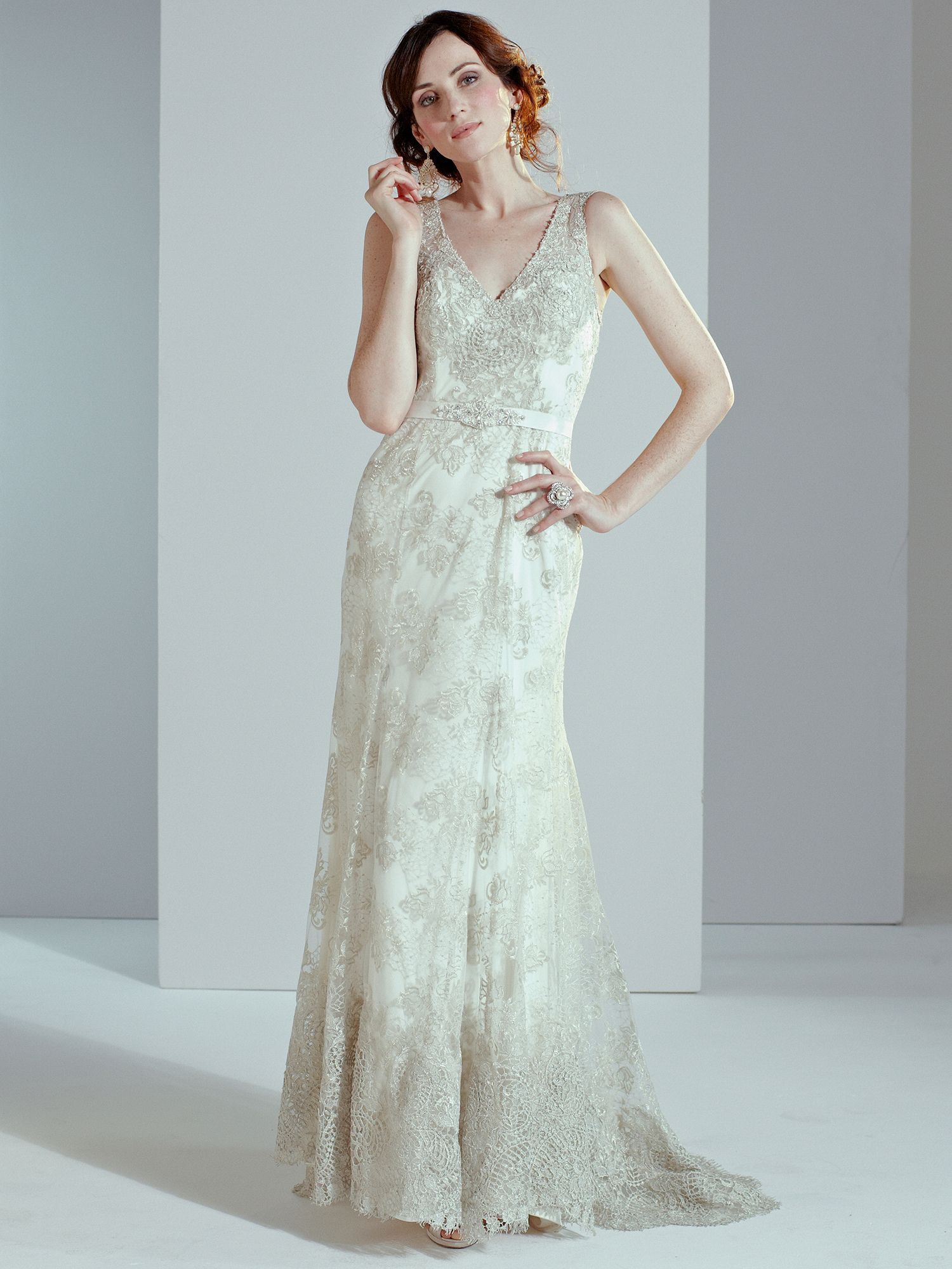 Camellia wedding dress