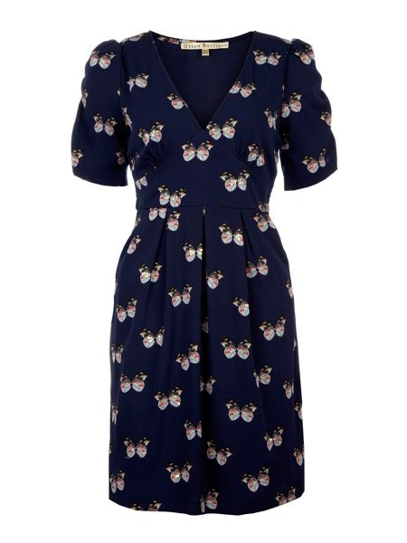 Uttam Boutique Butterfly dress