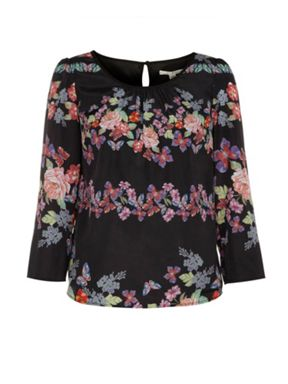 Uttam Boutique Printed Top
