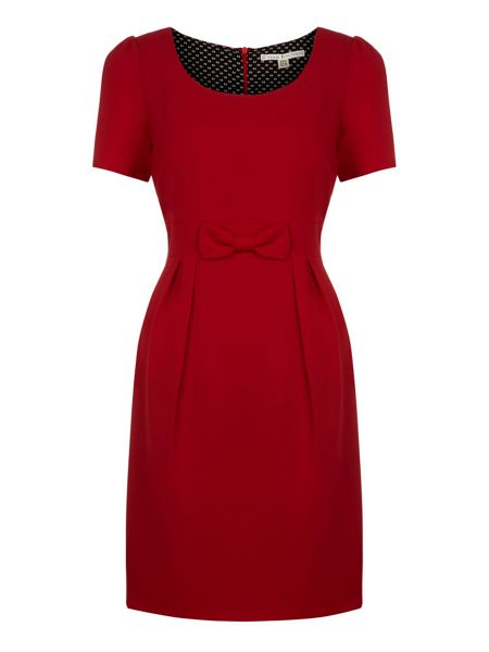 Uttam Boutique Bow detail dress