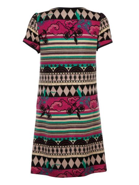 Yumi Aztec dress