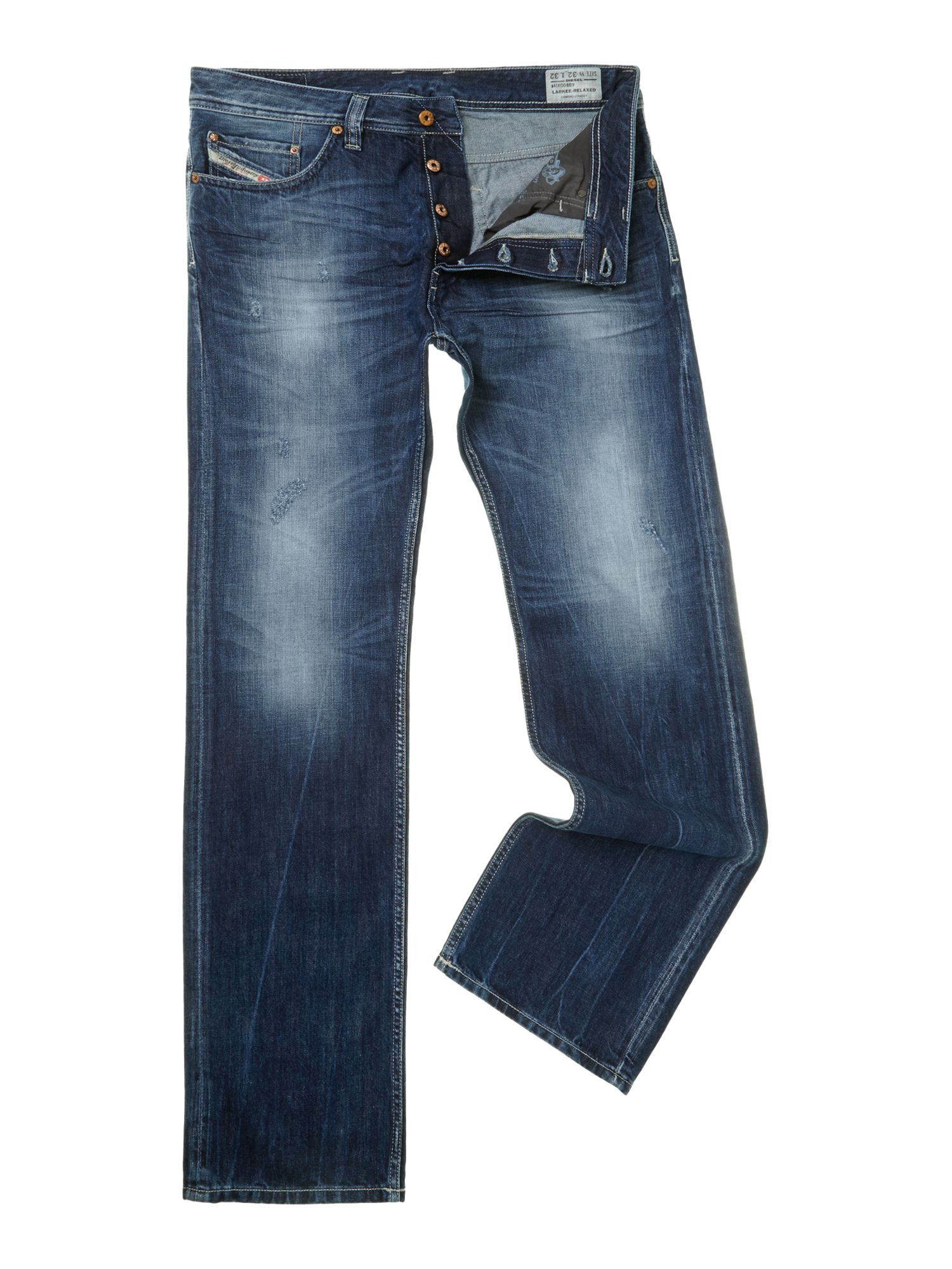 Larkee relaxed 8b9 jean