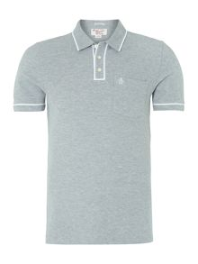 Original Penguin Tipped Slim-Fit Polo Shirt