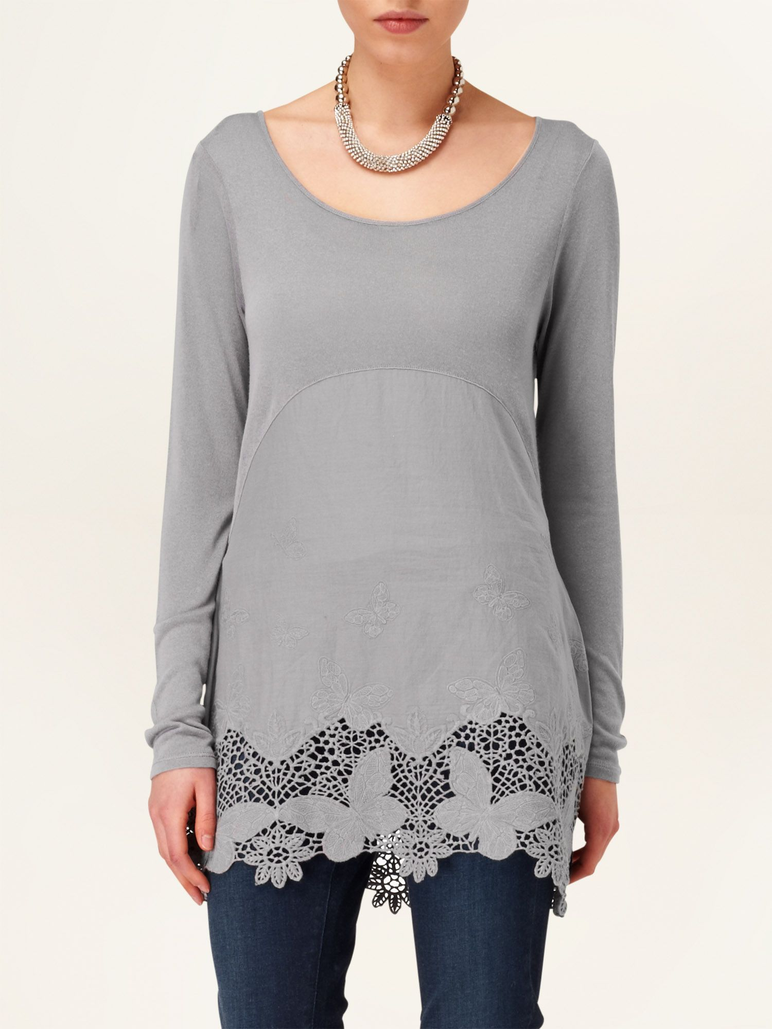 Butterfly faith top