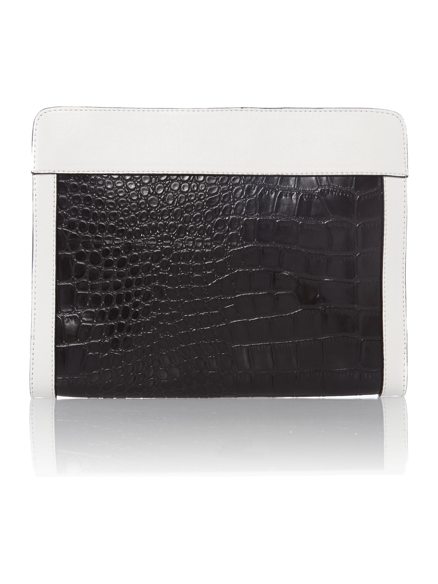 Sasha tablet clutch