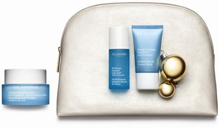 Clarins Hydraquench Collection Moisture Must-Haves