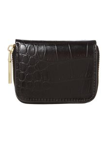 Nina small zip around purse