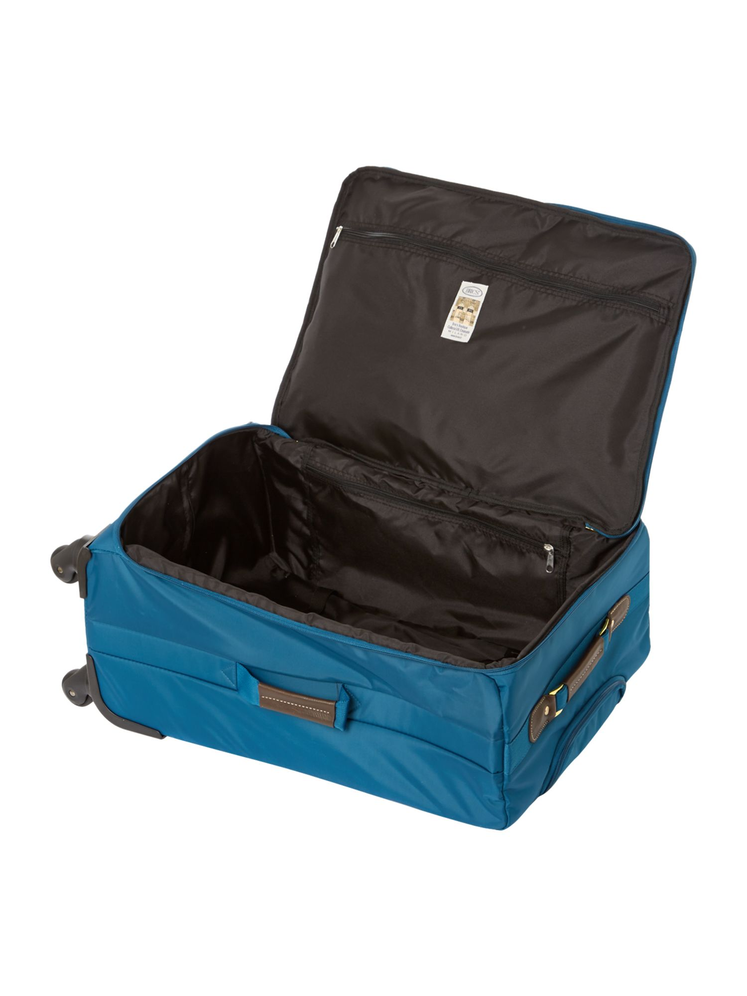 X Travel Bluette lightweight 4 wheel case