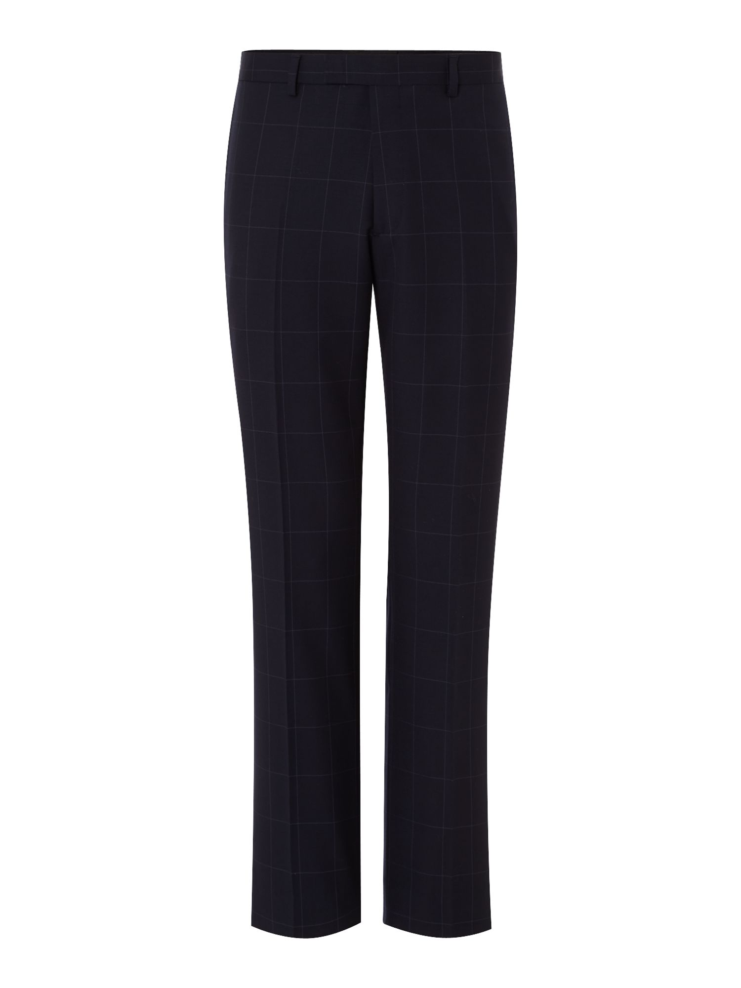 Derwent Windowpane Twill Suit Trousers