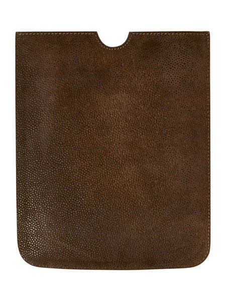 Brics Life range tablet sleeve olive
