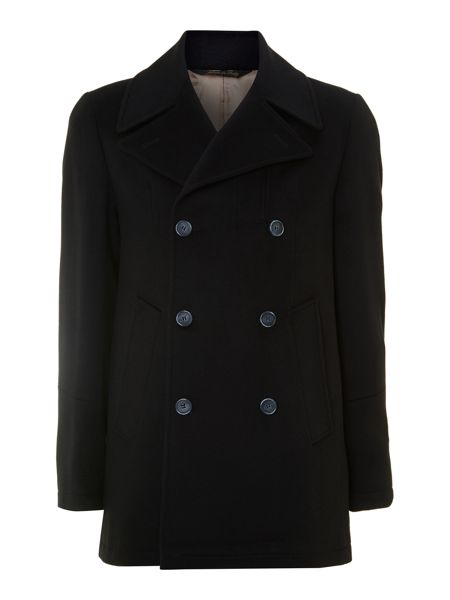 J Lindeberg Double breasted wool jacket