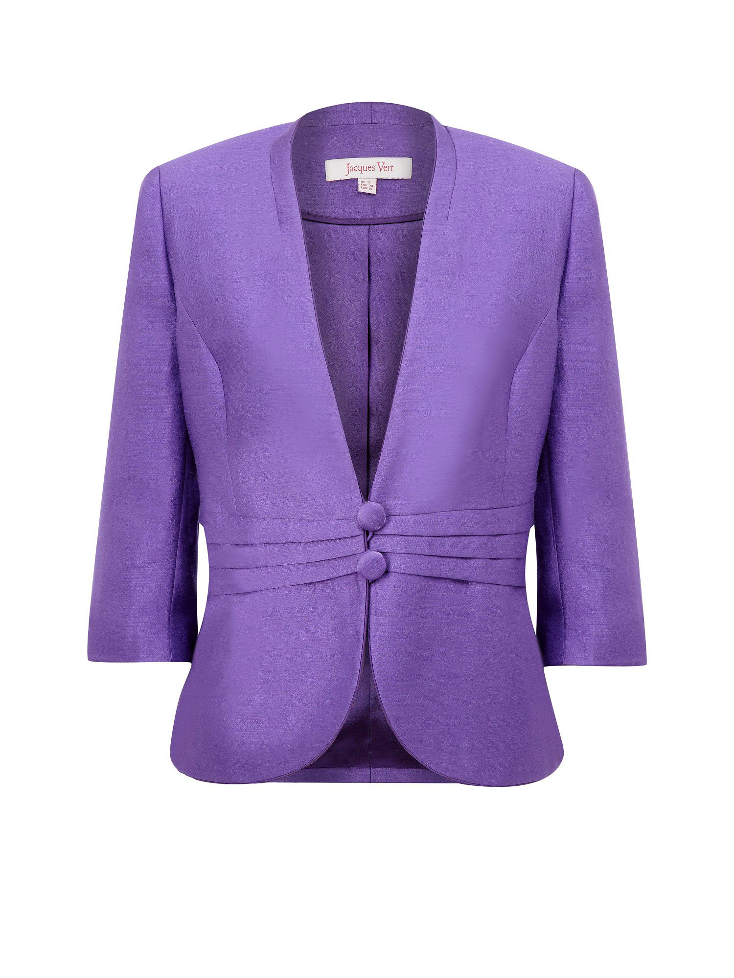 Royal purple jacket