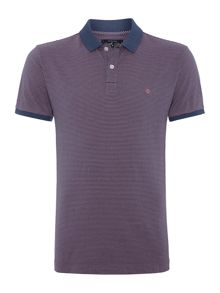 hayward stripe polo