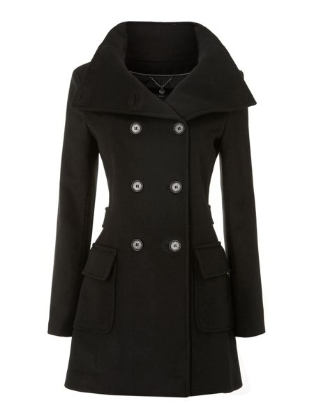 Salsa Funnel neck coat