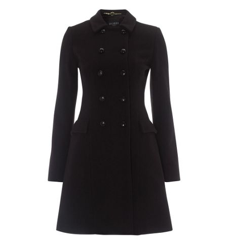 Hobbs Maisie Double Breasted Coat