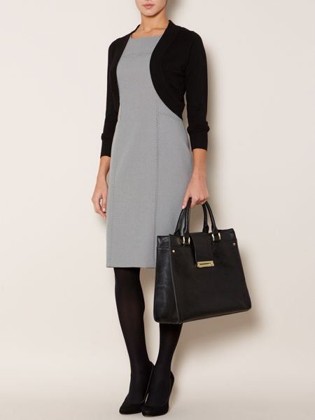 Linea Lottie spot tailored dress