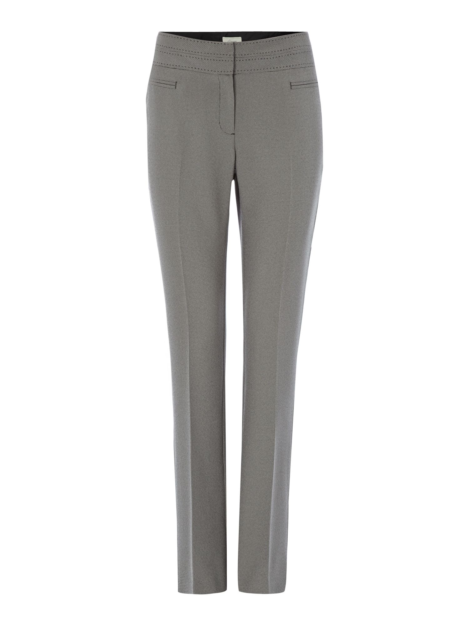 Lottie spot tailored trouser- 32