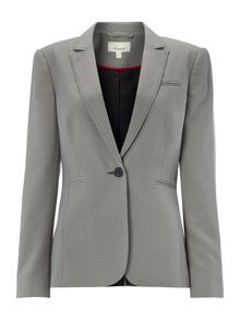 Lottie spot tailored jacket
