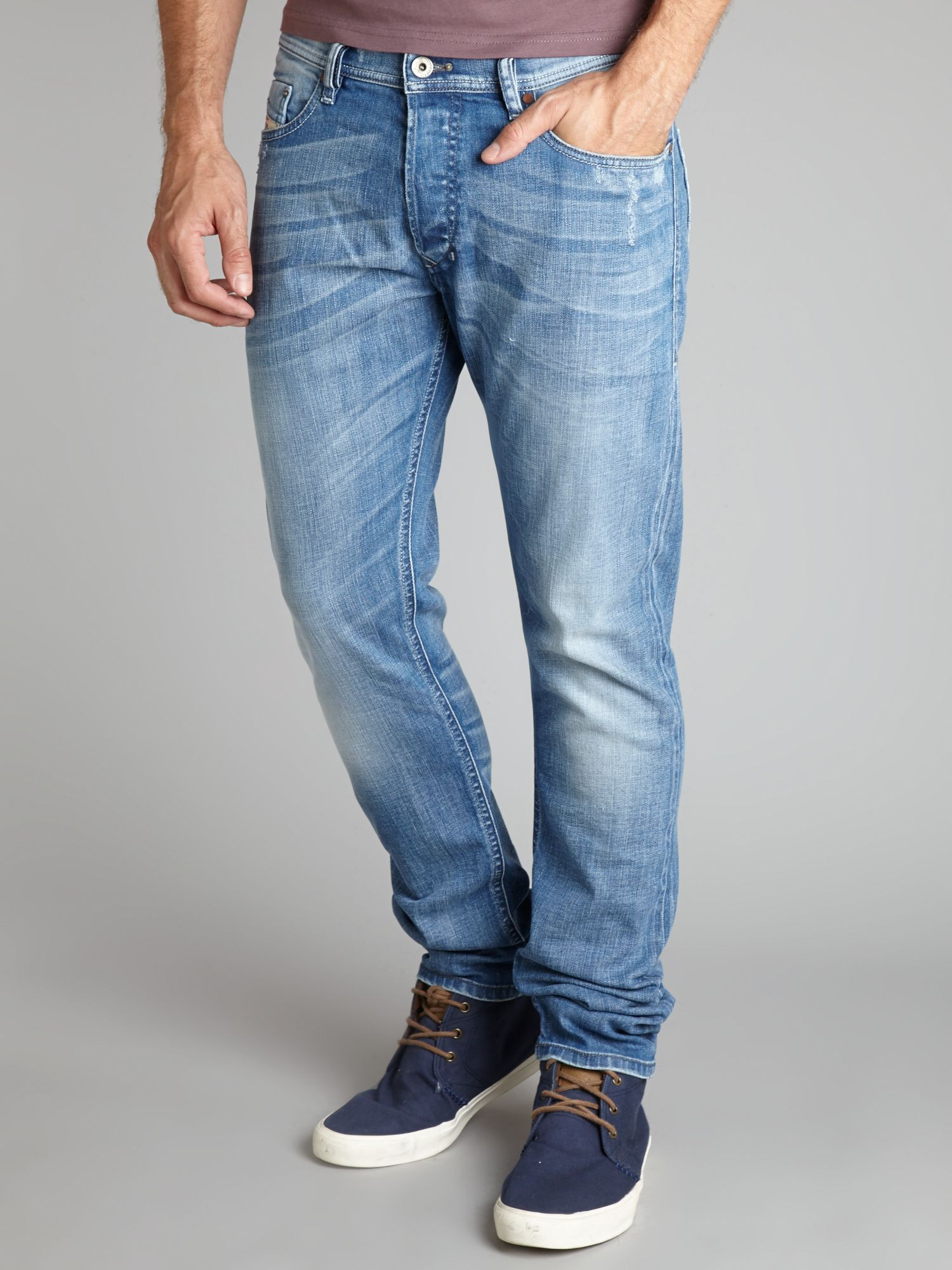 Tepphar 8W7 carrot fit jeans