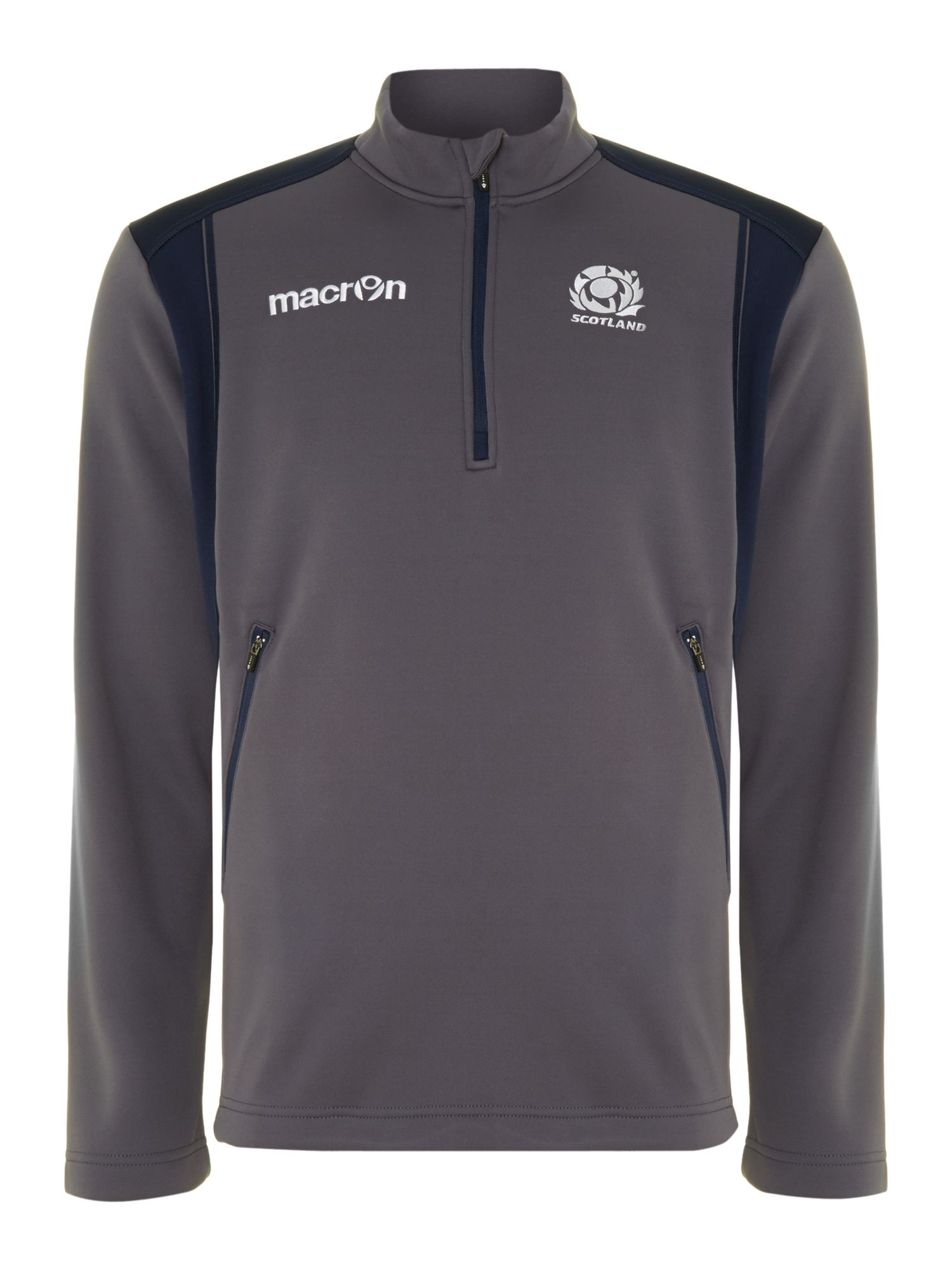 Microfleece 1/4 zip top
