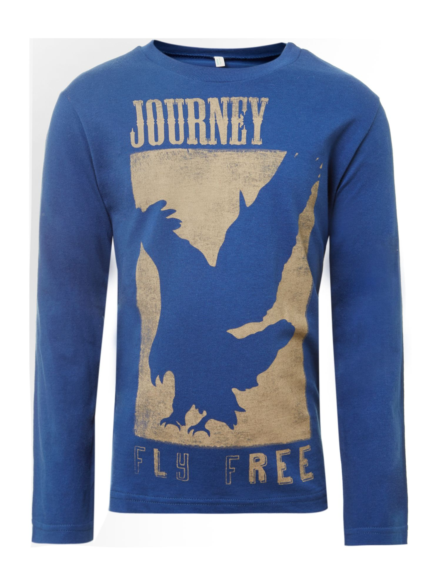 Boy`s eagle print t-shirt