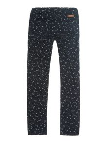 Girl`s all over print legging