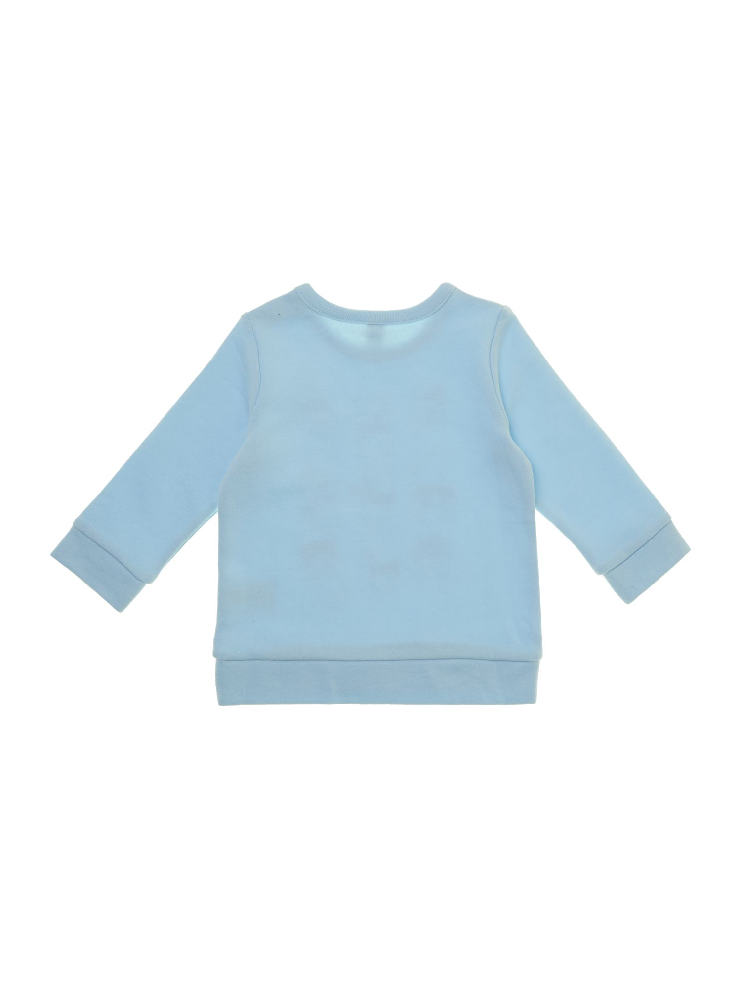 Boy`s bear sweat top