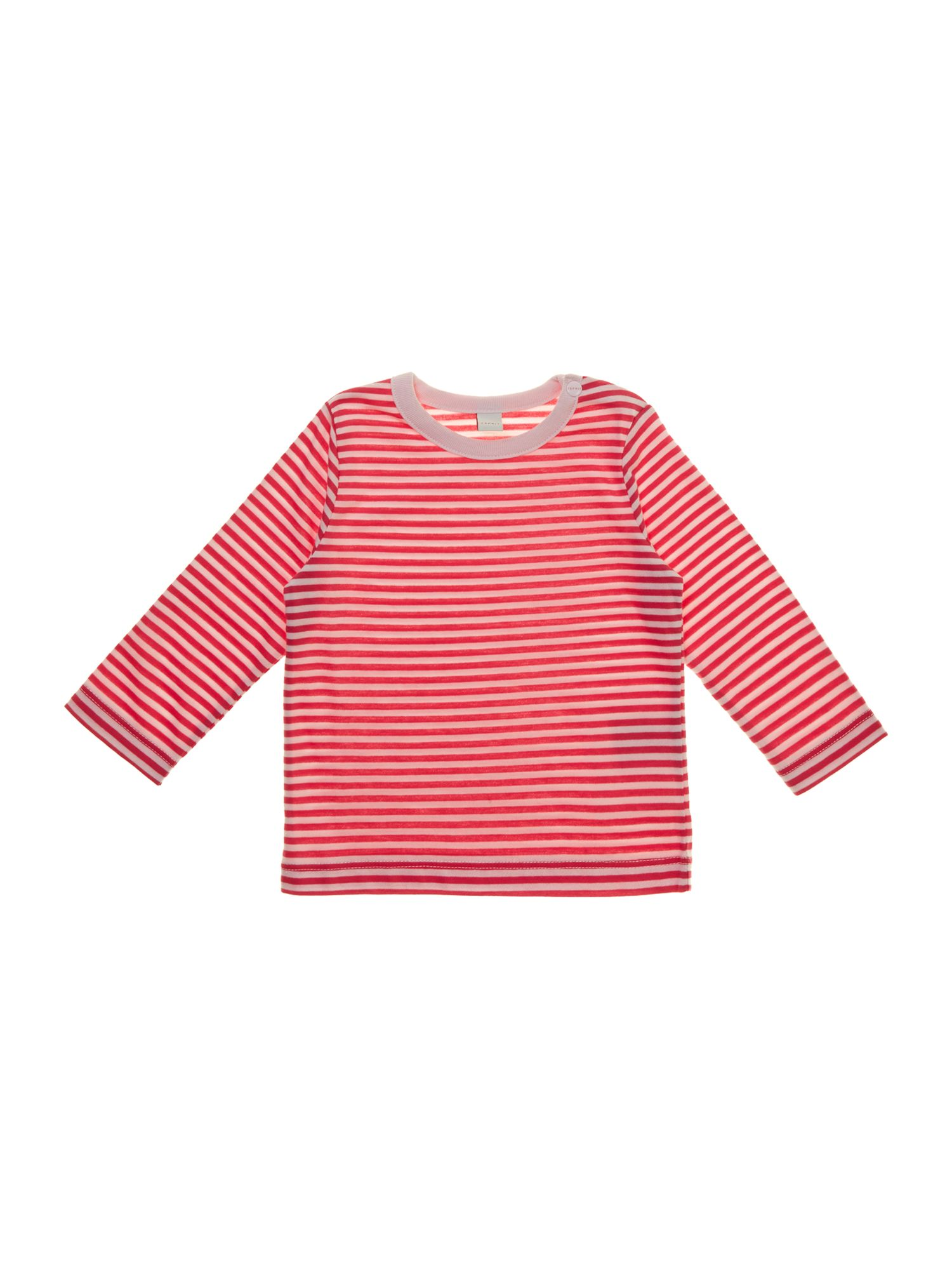 Girl`s stripe t-shirt